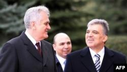Tomislav Nikolić i Abdulah Gul