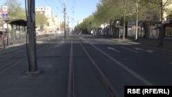 Beograd, 17. april, početak 84-časovne zabrane kretanja