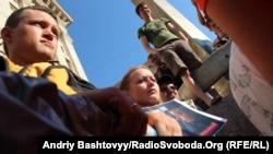 Эътирози мухолифони Украина
