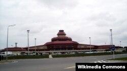 Բաքվի Հեյդար Ալիեւի անվան օդանավակայանը