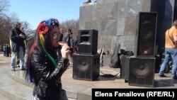 Харьковский майдан 6 апреля