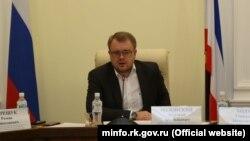 Віце-прем'єр Криму Дмитро Полонський