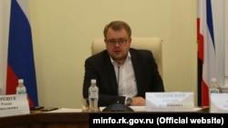 Вице-премьер Крыма Дмитрий Полонский