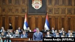 Aleksandar Vučić u Parlamentu iznosi plan i program buduće Vlade