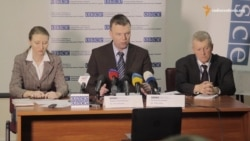 ОБСЄ про ситуцію в селі Широкине