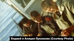С рыбаками на Байкале