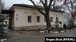 Здание прачечной первой горбольницы
