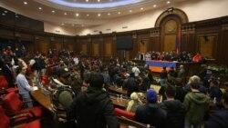 Հայաստանյան ներքաղաքական իրավիճակը 2020-ին