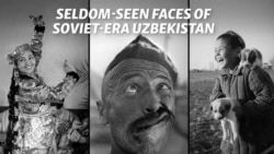 A Rare Glimpse Of Early Soviet-Era Uzbekistan