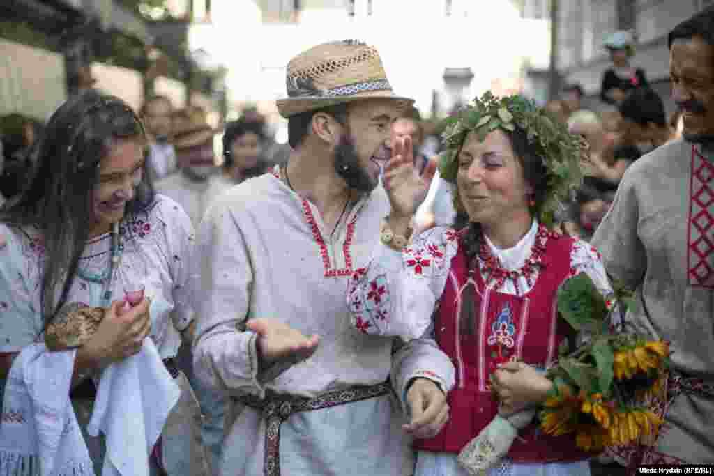 Belarus - Belarusian wedding in Minsk, 12aug2018