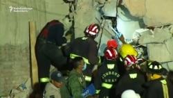 Mexico Hit By Powerful Quake