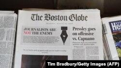آرشیف، شماری از روزنامه های جهان
