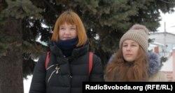 Жительки російського Шебекіно