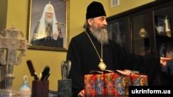 Предстоятель УПЦ МП, митрополит Онуфрий