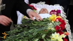 Killed Ukrainian Journalist Laid To Rest