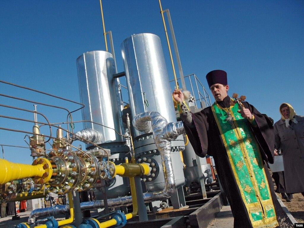 Ukraine russia gas disputes