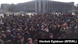 "Майдони ""Ала-Тоо"", 27 феврали соли 2017"