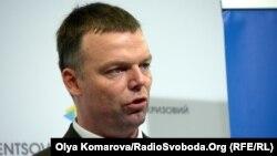 ЕККУнун Украинадагы атайын миссиянын төрага орун басары Александр Хуг.