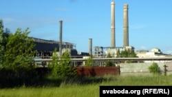 Коміны заводу не дымелі даўно