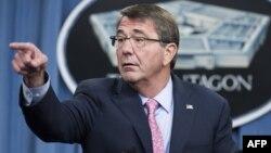 اشتون کارتر، وزیر دفاع آمریکا
