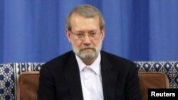 Әли Ларижани, Иран парламентінің спикері.