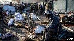 Sukobi u Ukrajini: Kijev 21. februara