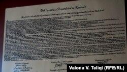 Kosovska deklaracija nezavisnosti