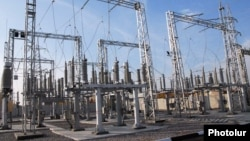 Armenia - An electricity distribution facility.
