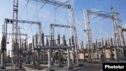 Armenia - An electricity distribution facility.