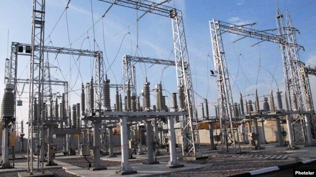 Armenia - An electricity distribution facility, undated