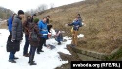 Студэнты вучацца ратаваць Дубравенку