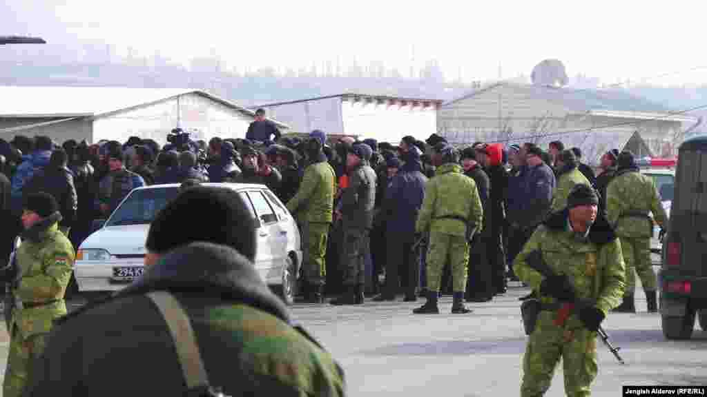Kyrgyzstan: Border incident in Ak-Say village in Batken
