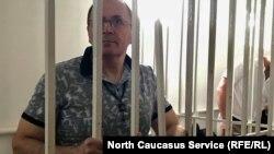 Оюб Титиев в суде 8 августа