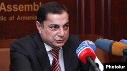 ՀՀԿ խմբակցության ղեկավար Վահրամ Բաղդասարյան