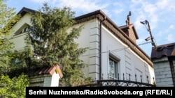 Обыск в доме Виктора Медведчука в Киеве, 11 мая 2021
