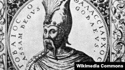 Ağqoyunlu sultanı Uzun Həsən (1423 – 1478)
