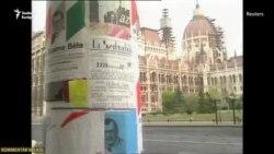 Ritka archív felvételek az első szabad választás napjáról