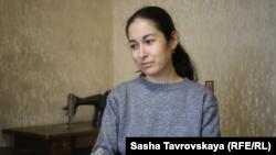 Репіка Ахтемова, дружина Асана Ахтемова