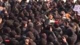 «Назарбаев, уходи!». Протесты в Нур-Султане и Алматы