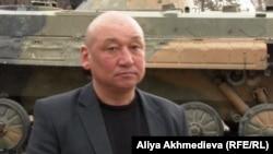 Нурдаулет Нурбопаев, фельдшер воинской части 74/261. Алматинская область, 24 апреля 2013 года.