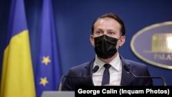 Premierul Florin Cîțu s-a răzgândit: ia în calcul plafonarea prețului la gaz.