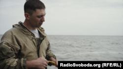 Костянтин Миргородський, інструктор школи військових водолазів