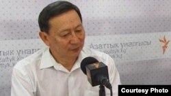 Тарыхчы Нарынбек Алымкулов.