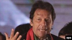 عمران خان د تحریک انصاف مشر