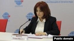 Залина Лалиева, фото http://cominf.org