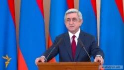 Սերժ Սարգսյան․ «Ուկրաինացիները մեր եղբայրներն են»
