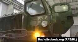 Пускова установка ракети «Вільха-М», машина МАЗ-543. «Шепетівський ремонтний завод»