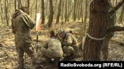 Українські бійці знайшли потрібну позицію