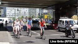 Moldova / Germany - bike, bicycle, bicycles, Berlin