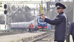 Из Алматы в Ташкент по железной дороге